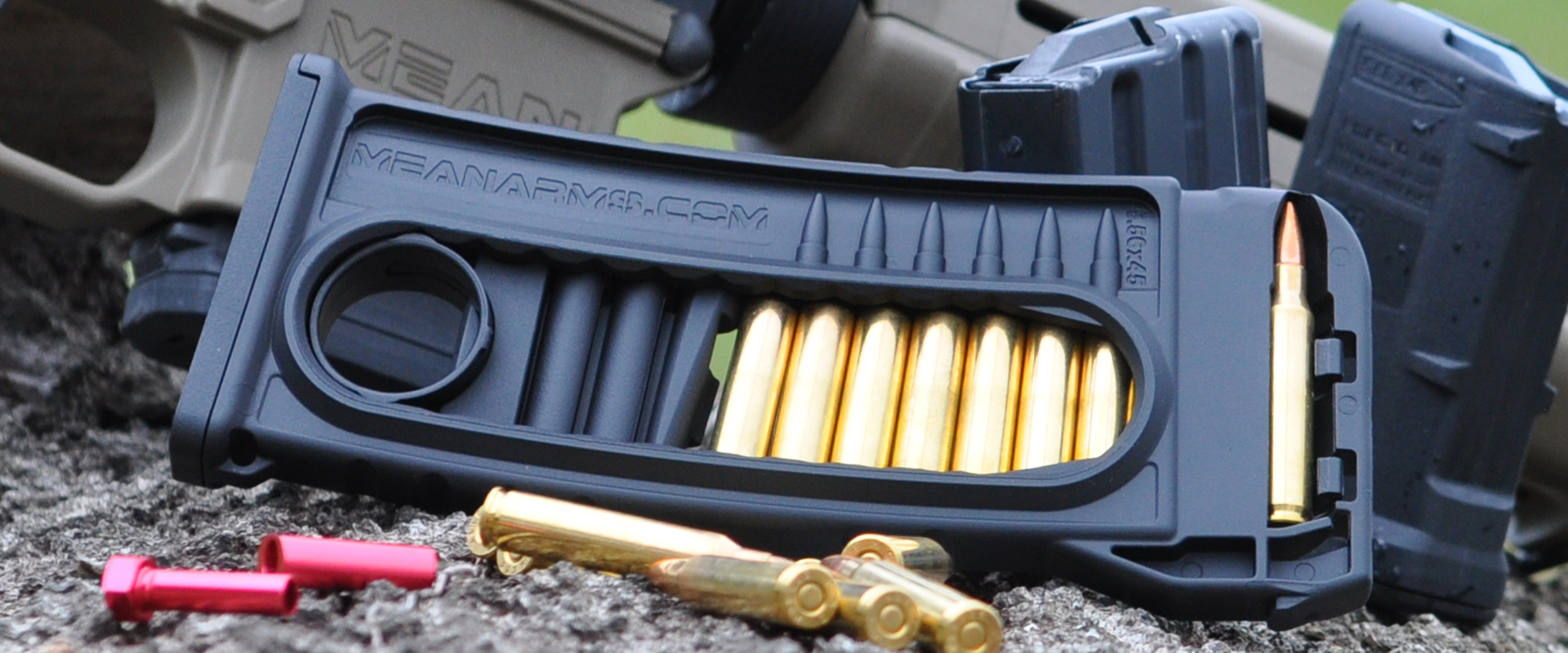 MA Loader for AR-15   Mean Arms